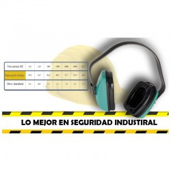 protector auditivo 901859200353 STEELPRO