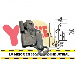 Freno para cable N-621 YOKE