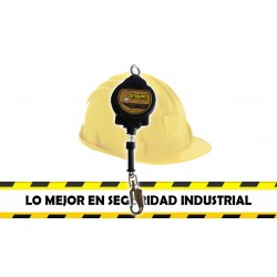 Bloque autoretractil steelpro